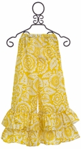 Persnickety Dylan Pants in Yellow (2,3,4,7)
