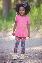 Persnickety Elsie Top for Girls