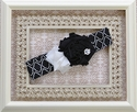 Persnickety Emily Headband in Black