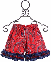 Persnickety Felicity Summer Shorts for Girls (Size 18-24Mos)