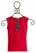 Persnickety Forget Me Not Charlie Tank Top for Girls (12Mos,18Mos,2)