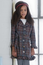 Persnickety Frankie Trench Coat