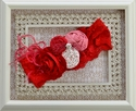 Persnickety Freedom Headband Lace