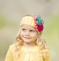 Persnickety Garden Party Girls Headband