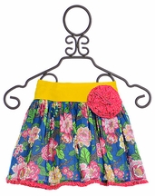 Persnickety Girls Skirt Dolly (2 & 10)