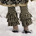 Persnickety Girls Triple Ruffle Leggings Holiday Collection