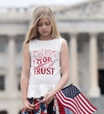 Persnickety God Is Our Trust Top