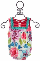 Persnickety Infant Romper Lou Lou (6-12Mos & 18-24Mos)