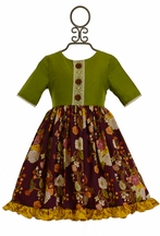 Persnickety Into The Woods Dress Greta