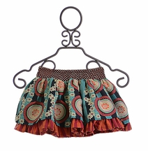 Persnickety Into The Woods Lily Skirt Teal
