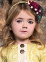 Persnickety Irene Headband for Girls