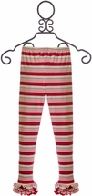 Persnickety Leighton Leggings Candy Cane (6-12Mos,12-18Mos,18-24Mos,5)