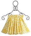 Persnickety Lemon Tree Meg Skirt