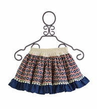 Persnickety Liberty Skirt for Girls (3 & 7)