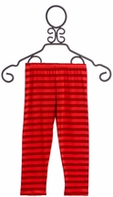 Persnickety Lisel Girls Leggings in Red (2,5,6,8)