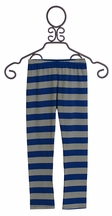 Persnickety Lisel Legging Blue Stripe