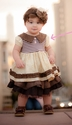 Persnickety Little Girls Baby Doll Dress