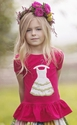 Persnickety Little Girls Top Elsie