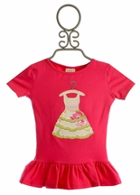 Persnickety Little Girls Top Elsie (4,5,8,10)