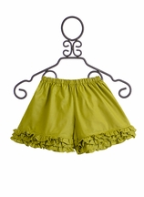 Persnickety Little Girls Triple Ruffle Shorts Felicity (Size 18Mos)