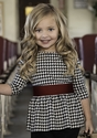 Persnickety Mabel Top for Girls