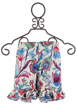 Persnickety Mae Girls Shorts Wildflower