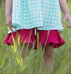 Persnickety Mae Shorts for Little Girls