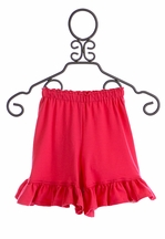 Persnickety Mae Shorts for Little Girls (12Mos & 18Mos)