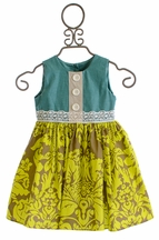 Persnickety Maggie Dress for Little Girls (10 & 12)