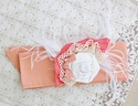 Persnickety Meadow Dance Opal Pink Belt