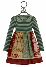 Persnickety Meadow Lark Dress Penelope (5,7,12)