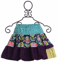 Persnickety Mimi Skirt Plum Crazy (2,4,7)