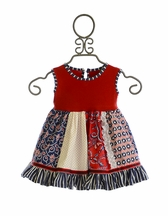 Persnickety Penelope Baby Dress for Girls