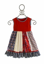 Persnickety Penelope Dress Summer Celebration