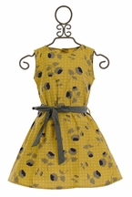 Persnickety Penny Lane Ella Dress in Yellow