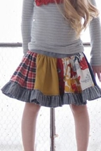 Persnickety Penny Lane Skirt Shirley