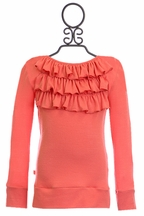Persnickety Plum Crazy Lola Top for Girls