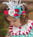 Persnickety Ren Soft Headband for Little Girls