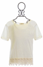 Persnickety Rhiannon Tee in Ivory