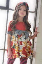 Persnickety Rose Tunic Floral Penny Lane