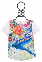 Persnickety Ryann Wildflower Tee