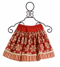 Persnickety Sadie Skirt in Red (2 & 8)