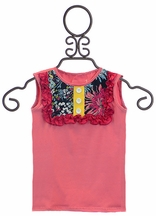 Persnickety Salty Kisses Lou Lou Tank Top
