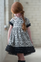 Persnickety Seraphina Bustle Dress