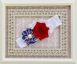 Persnickety Summer Celebration Baby Heritage Headband