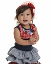 Persnickety Summer Celebration Lou Lou Dress for Infants