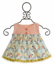 Persnickety Sweet Pea Avery Top for Girls