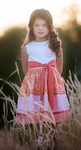 Persnickety Sweet Pea Picnic Dress for Girls