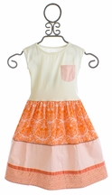 Persnickety Sweet Pea Picnic Dress for Girls (18Mos,2,3)