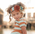 Persnickety Toffee Soft Headband for Girls